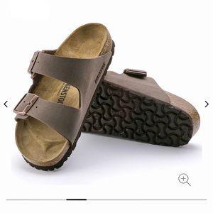 Brown Birckenstock Sandals EU35